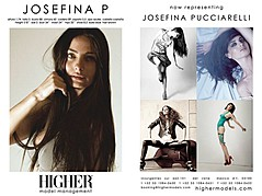 Higher Models Mexico City model management. casting by modeling agency Higher Models Mexico City. Photo #76224