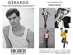 Higher Models Mexico City model management. casting by modeling agency Higher Models Mexico City. Photo #76231
