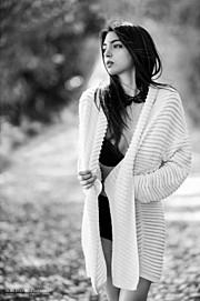 Hilary Merlini model (modella). Photoshoot of model Hilary Merlini demonstrating Fashion Modeling.Fashion Modeling Photo #183569