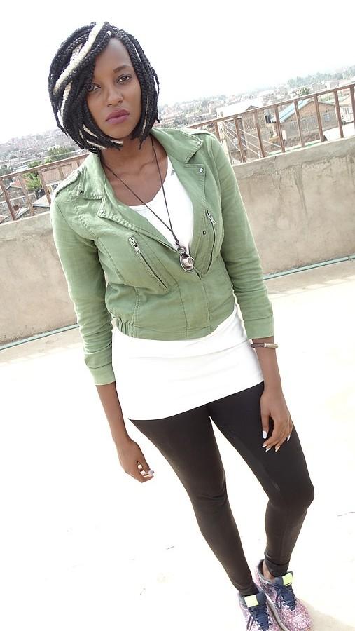 Hilda Mbugua Model