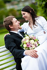 Honza Nyms photographer (Honza Nymš fotograf). Work by photographer Honza Nyms demonstrating Wedding Photography.Wedding Photography Photo #60739