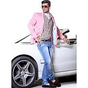 Hooman Hosseini model. Photoshoot of model Hooman Hosseini demonstrating Fashion Modeling.Fashion Modeling Photo #111061