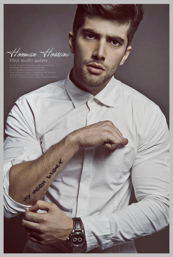 Hooman Hosseini Model