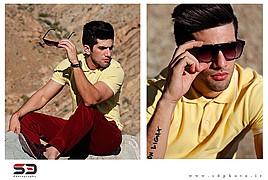 Hooman Hosseini model. Modeling work by model Hooman Hosseini. Photo #111070