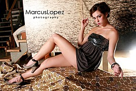 Hope Beel model. Hope Beel demonstrating Fashion Modeling, in a photoshoot by Marcus Lopez.Fashion Modeling Photo #117896