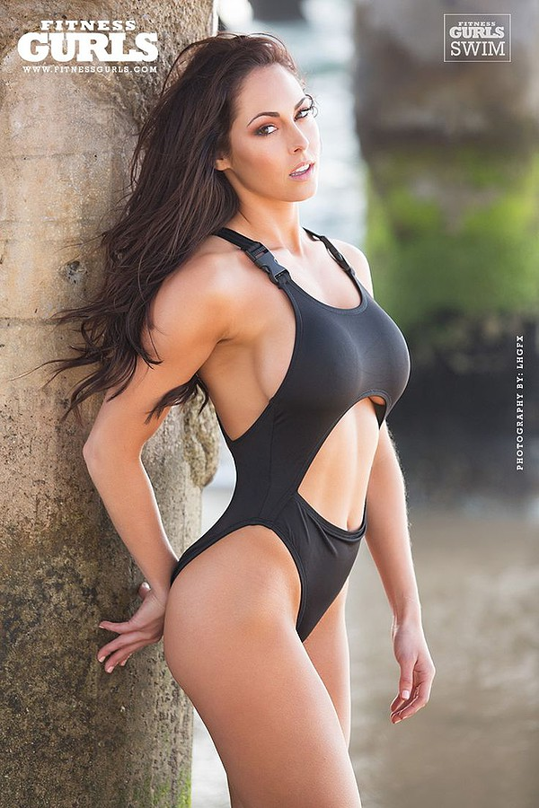 Hope Beel model. Photoshoot of model Hope Beel demonstrating Body Modeling.Body Modeling Photo #117900