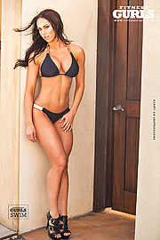 Hope Beel model. Photoshoot of model Hope Beel demonstrating Body Modeling.Body Modeling Photo #117906