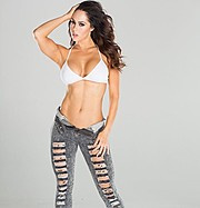 Hope Beel model. Hope Beel demonstrating Fashion Modeling, in a photoshoot by Brett Seeley.Fashion Modeling Photo #169283