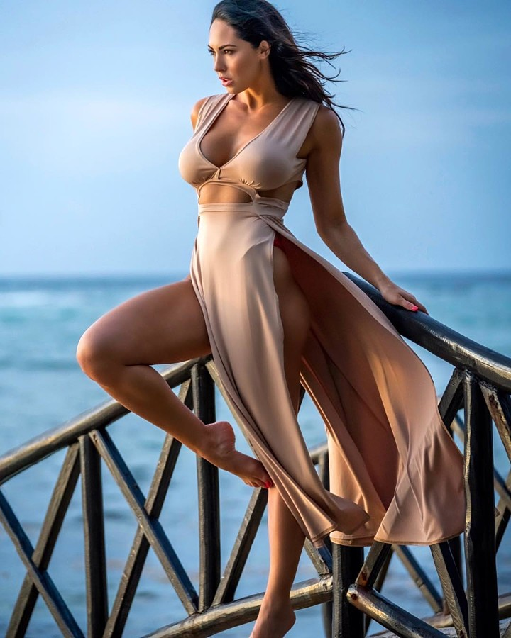 Hope Beel model. Photoshoot of model Hope Beel demonstrating Fashion Modeling.Fashion Modeling Photo #187989