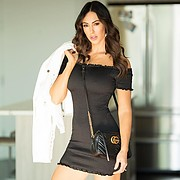 Hope Beel model. Photoshoot of model Hope Beel demonstrating Fashion Modeling.Fashion Modeling Photo #204254