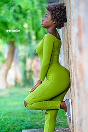 Hulda Baaba Mensah is a Ghanaian model. Hulda Baaba Mensah studies human resource management at university of applied management. She was fi