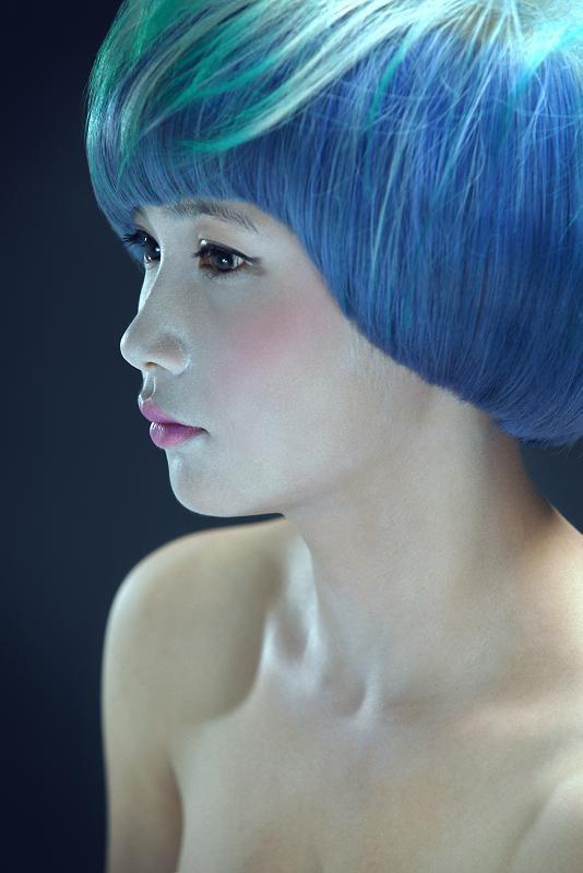 Hurry Nguyen makeup artist. Work by makeup artist Hurry Nguyen demonstrating Beauty Makeup.Bowl CutBeauty Makeup Photo #103036