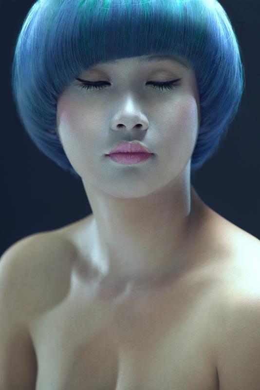 Hurry Nguyen makeup artist. Work by makeup artist Hurry Nguyen demonstrating Beauty Makeup.Bowl CutBeauty Makeup Photo #103037