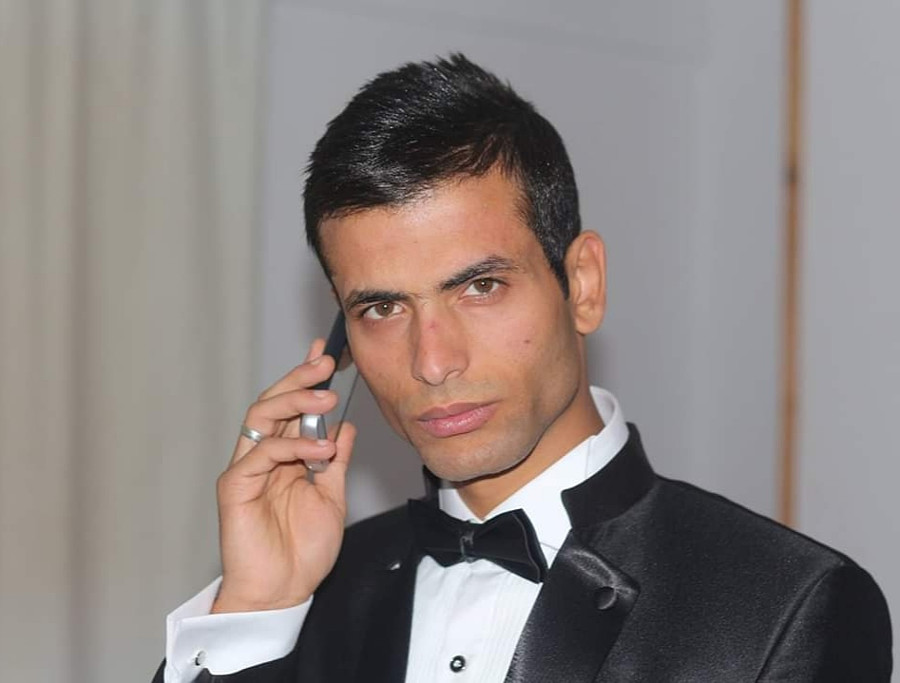Hussein Bassal Model & Actor