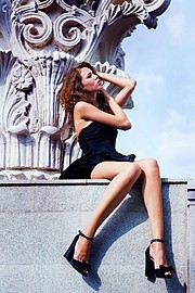 I Model Moscow modeling agency (модельное агентство). casting by modeling agency I Model Moscow. Photo #58097