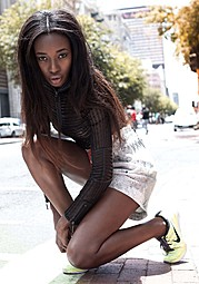 Ice Models Cape Town modeling agency. Women Casting by Ice Models Cape Town.model katherine kayembeWomen Casting Photo #136638