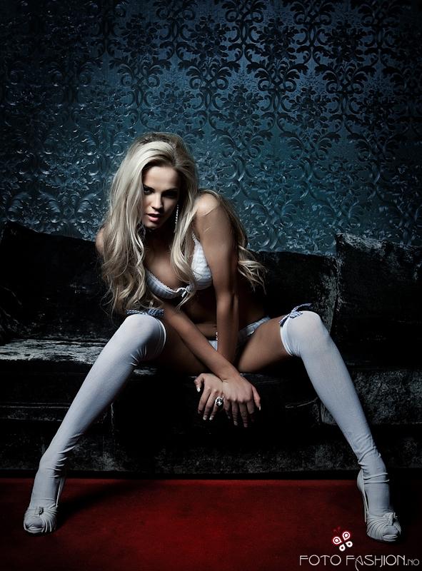 Ida Anette model (modell). Photoshoot of model Ida Anette demonstrating Fashion Modeling.Fashion Modeling Photo #84917