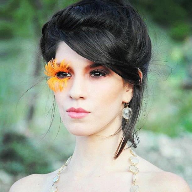 Idalia Martinez makeup artist. Work by makeup artist Idalia Martinez demonstrating Beauty Makeup.Beauty Makeup Photo #81918