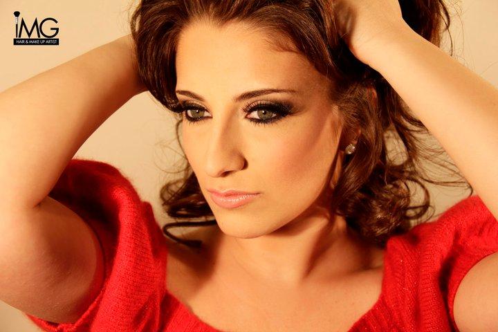 Idalia Martinez makeup artist. Work by makeup artist Idalia Martinez demonstrating Beauty Makeup.Beauty Makeup Photo #81927