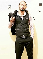 Ifraz Khan model. Photoshoot of model Ifraz Khan demonstrating Fashion Modeling.Fashion Modeling Photo #182132