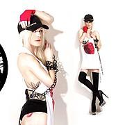 Ilona Vercetti model (μοντέλο). Photoshoot of model Ilona Vercetti demonstrating Fashion Modeling.Fashion Modeling Photo #179734
