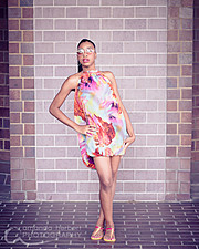 Imara Miller model. Imara Miller demonstrating Fashion Modeling, in a photoshoot by Amanda Herbert.photographer: Amanda HerbertFashion Modeling Photo #94549