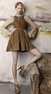 Ina Palama model (Ίνα Παλαμά μοντέλο). Photoshoot of model Ina Palama demonstrating Fashion Modeling.Fashion Modeling Photo #95618