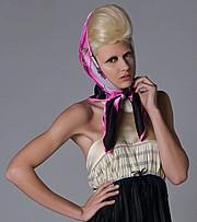Ina Palama model (Ίνα Παλαμά μοντέλο). Photoshoot of model Ina Palama demonstrating Face Modeling.Face Modeling Photo #95619