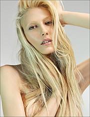 Ina Palama model (Ίνα Παλαμά μοντέλο). Photoshoot of model Ina Palama demonstrating Face Modeling.Face Modeling Photo #95649