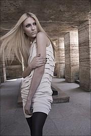 Ina Palama model (Ίνα Παλαμά μοντέλο). Photoshoot of model Ina Palama demonstrating Fashion Modeling.Fashion Modeling Photo #95651