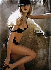 Ina Palama model (Ίνα Παλαμά μοντέλο). Photoshoot of model Ina Palama demonstrating Body Modeling.Body Modeling Photo #95669