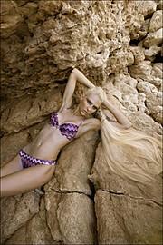Ina Palama model (Ίνα Παλαμά μοντέλο). Photoshoot of model Ina Palama demonstrating Body Modeling.Body Modeling Photo #95676