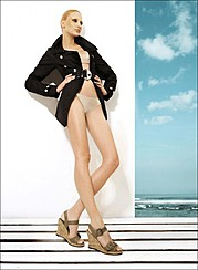 Ina Palama model (Ίνα Παλαμά μοντέλο). Photoshoot of model Ina Palama demonstrating Fashion Modeling.Fashion Modeling Photo #95680