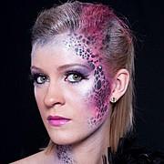 Inga Bjork Matthiasdottir makeup artist (Inga Björk Matthíasdóttir sminka). makeup by makeup artist Inga Bjork Matthiasdottir. Photo #166463