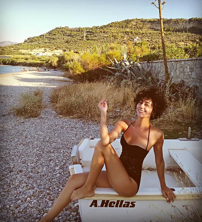 Ioanna Kaskoura Μοντέλο