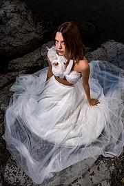 Ioanna Pitsikali model (Ιωάννα Πιτσικάλη μοντέλο). Photoshoot of model Ioanna Pitsikali demonstrating Fashion Modeling.Fashion Modeling Photo #232695