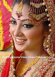 Ireen Khan makeup artist. makeup by makeup artist Ireen Khan. Photo #44213
