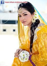 Ireen Khan makeup artist. makeup by makeup artist Ireen Khan. Photo #45019