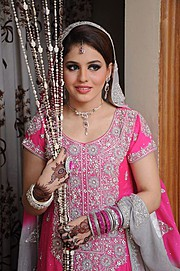 Ireen Khan makeup artist. makeup by makeup artist Ireen Khan. Photo #94537