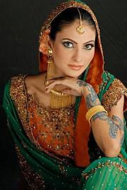 Ireen Khan makeup artist. makeup by makeup artist Ireen Khan. Photo #43106