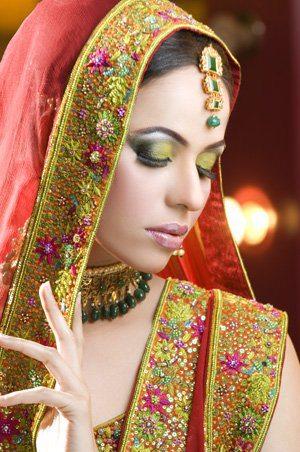 Ireen Khan makeup artist. makeup by makeup artist Ireen Khan. Photo #94544