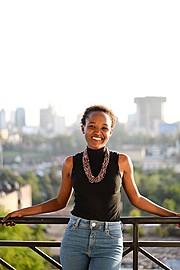 Irene Wambui model. Photoshoot of model Irene Wambui demonstrating Fashion Modeling.Fashion Modeling Photo #174569