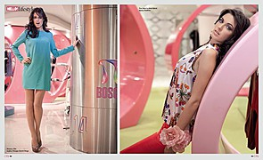 Irina Antonenko (Ирина Антоненко) model & actress. Photoshoot of model Irina Antonenko demonstrating Fashion Modeling.Fashion Modeling Photo #81769
