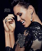 Irina Antonenko (Ирина Антоненко) model & actress. Photoshoot of model Irina Antonenko demonstrating Face Modeling.Face Modeling Photo #81760