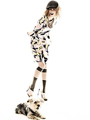 Irina Antonenko (Ирина Антоненко) model & actress. Photoshoot of model Irina Antonenko demonstrating Fashion Modeling.Fashion Modeling Photo #81772