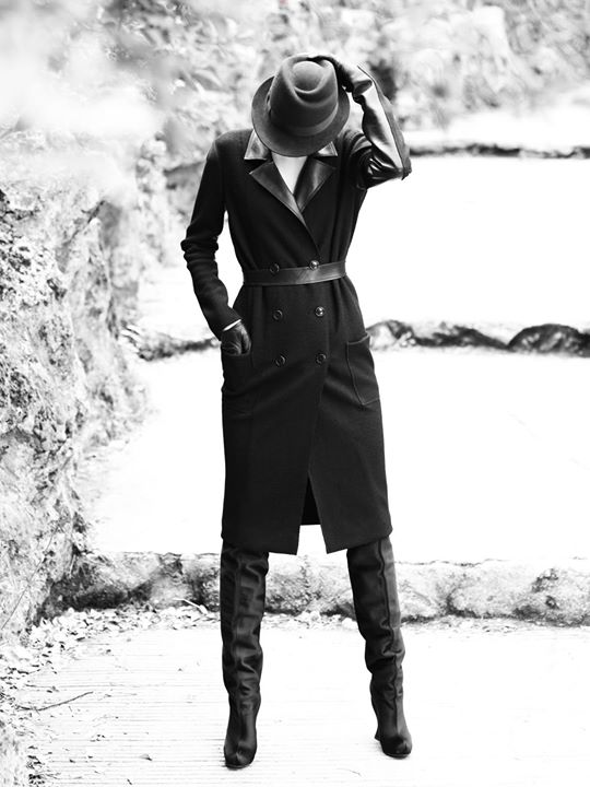 Irina Antonenko (Ирина Антоненко) model & actress. Photoshoot of model Irina Antonenko demonstrating Fashion Modeling.Fashion Modeling Photo #81779