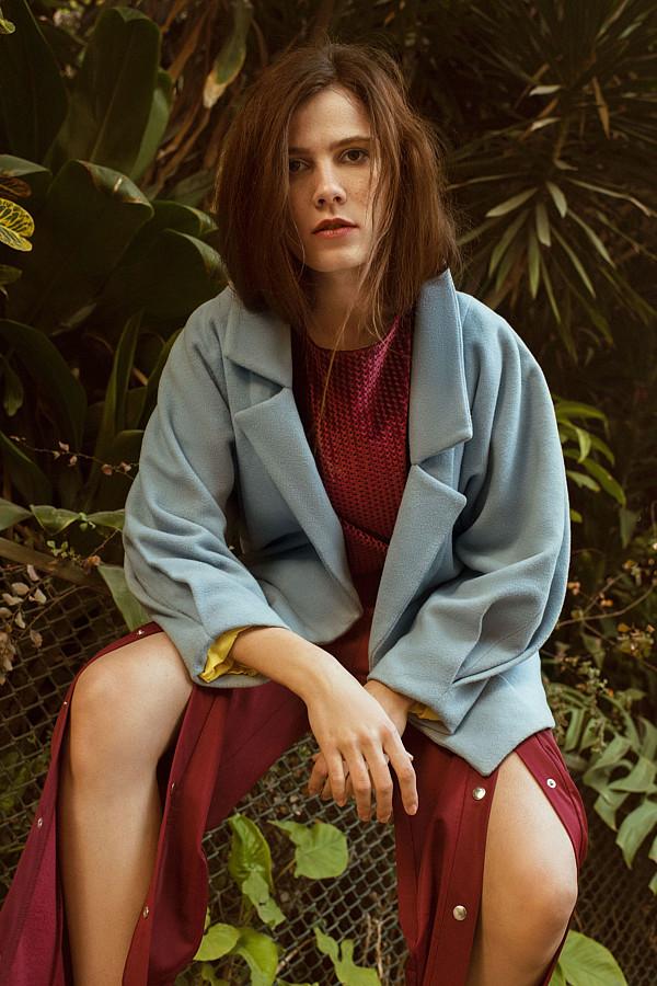 Irina Krupneva model. Photoshoot of model Irina Krupneva demonstrating Fashion Modeling.Fashion Modeling Photo #204769