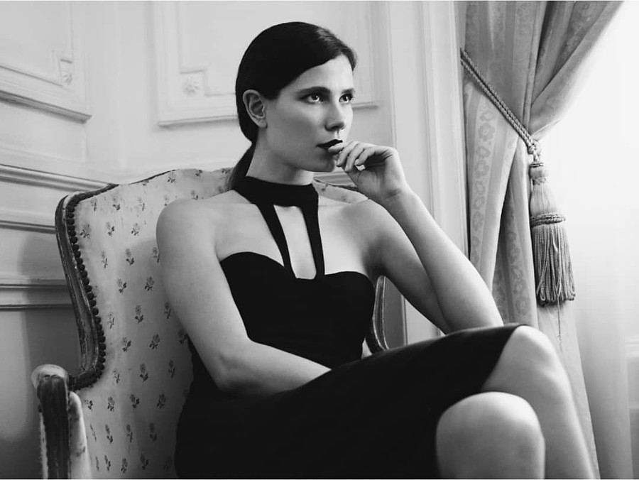 Irina Krupneva model. Photoshoot of model Irina Krupneva demonstrating Fashion Modeling.Fashion Modeling Photo #204859