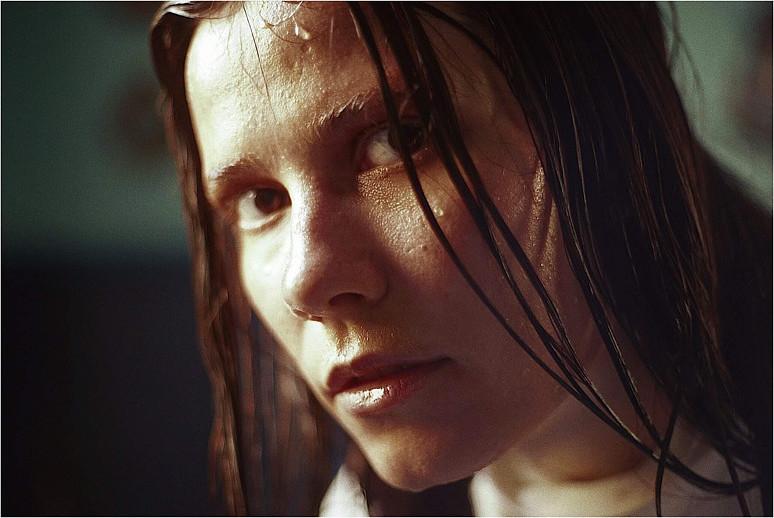 Irina Krupneva model. Photoshoot of model Irina Krupneva demonstrating Face Modeling.Face Modeling Photo #208807