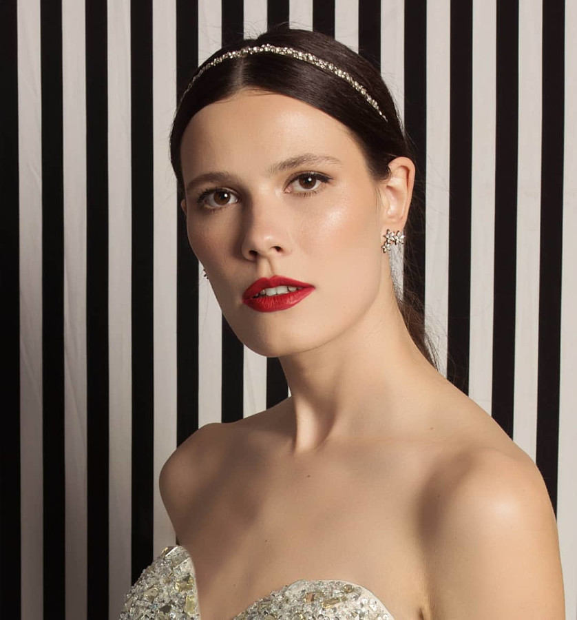 Irina Krupneva model. Irina Krupneva demonstrating Face Modeling, in a photoshoot by Youssra Fawzy with makeup done by Agnieszka Hoscilo.photographer: Youssra Fawzymakeup: Agnieszka HosciloFace Modeling Photo #214018